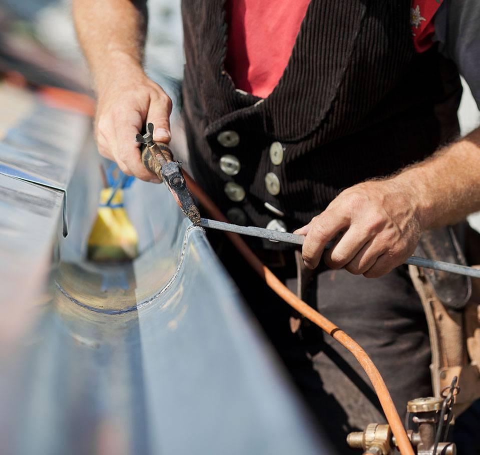 Austin Gutter Repair Premium Seamless Gutters Fixed